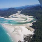 ホワイトヘブンビーチ オーストラリア