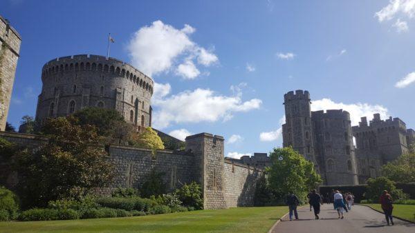イギリス ウィンザー城