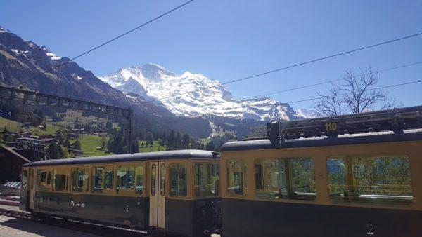 スイス 山岳鉄道