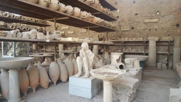 イタリア ポンペイ遺跡
