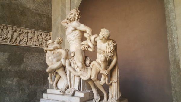 バチカン美術館 ラオコーン