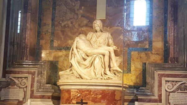 バチカン美術館 ピエタ